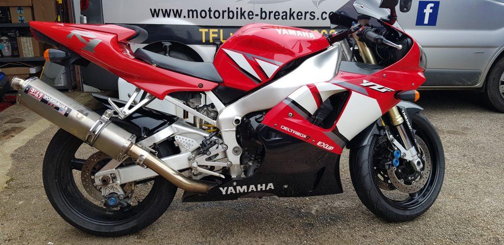 2001 Yamaha R1 5JJ