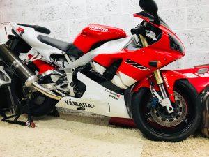 Yamaha YZF-R1 4XV