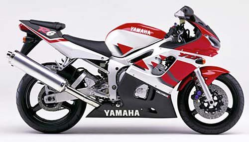 Yamaha YZF-R6 (1999-2000)