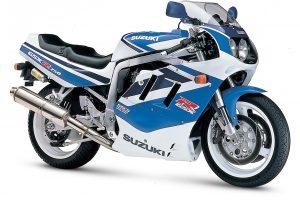 1991 Suzuki GSX-R750