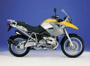 2004 BMW R1200 GS