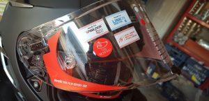 LS2 Challenger matt black helmet