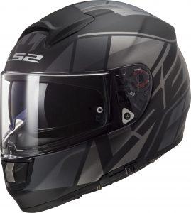 LS2 Vector crash helmet