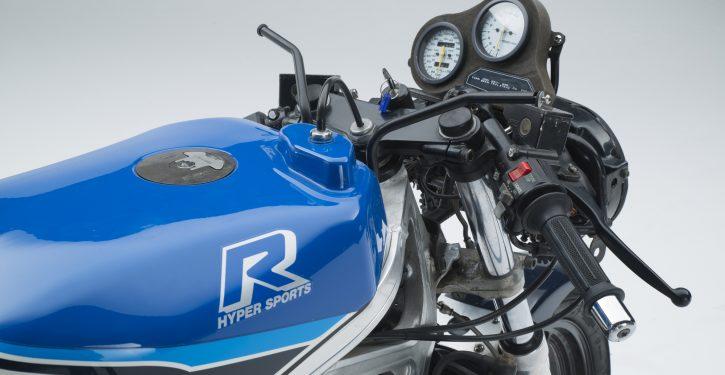 Suzuki GSX-R History