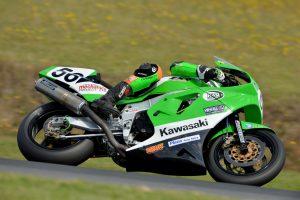 Kawasaki ZXR750 Racer