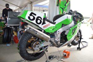 ZXR750 race ready