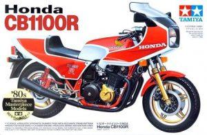 Honda CB1100R Tamiya Kit
