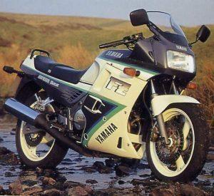 Yamaha Genesis FZ750