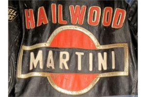 Mike Hailwood's Martini jacket