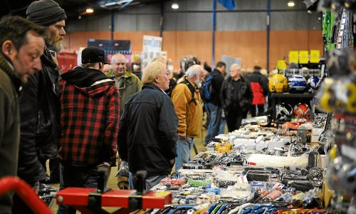 The Bristol Bike show