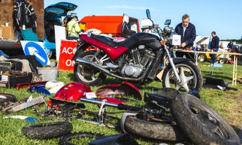 Normous Newark Autojumble