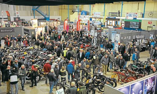 Bristol Classic MotorCycle Show - Image Credit Mortons Media Group Ltd 2...