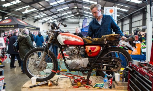 Classic Bike Guide Workshop Wisdom - Image Credit Mortons Media Group (2)