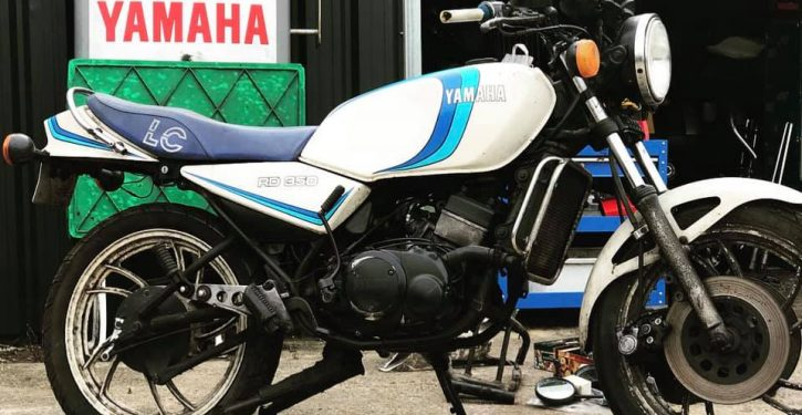 1980 RD350 LC 4L0