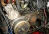 Yamaha RD350 LC 4L0 engine