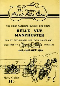 Bel Vue Manchester Oct 1980