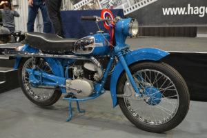 1955 Husqvarna Sports 175