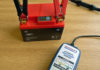Optimate Motorcycle Battery Charger