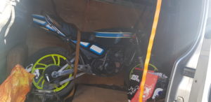 Yamaha RD350LC YPVS Hybrid