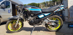 Yamaha RD350LC Deeprose Special