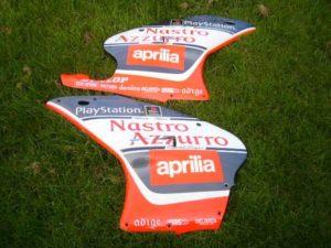 Aprilia RS125 Mk1 fairing panels
