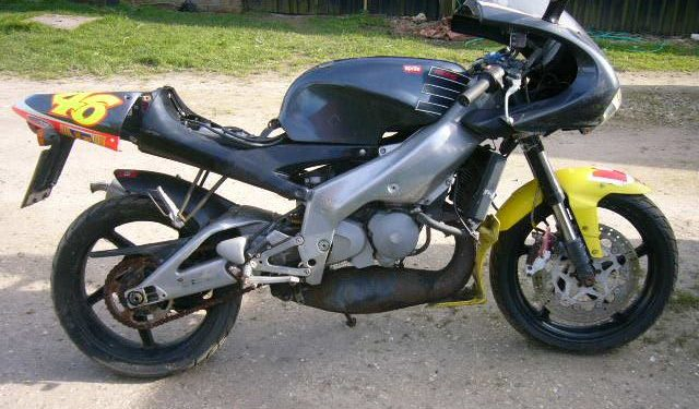 Mk1 Aprilia RS125