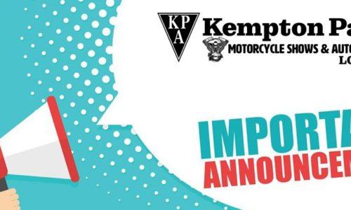 Kempton Park Autojumble Cancelled