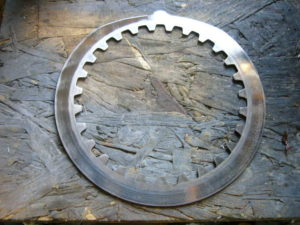 RD350 LC clutch plate