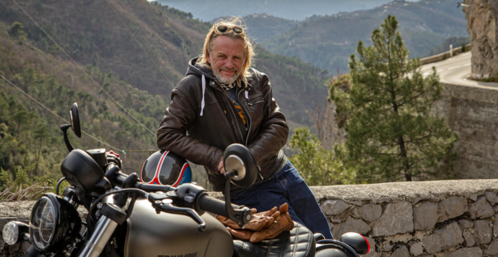 The Motorbike Show returns to ITV4 this spring, with six brand new hour-long episodes