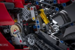 Ducati Panigale LegoDucati Panigale Lego