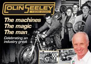 Colin Seeley: The Machines, The Magic, The Man