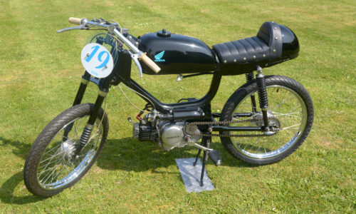 Honda PF50 Novio classic moped