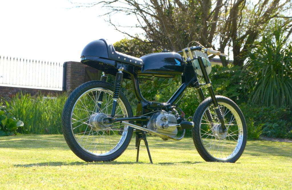 Honda PF50 Novio custom