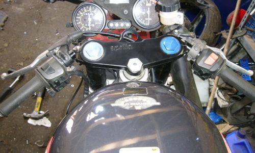 2 stroke Aprilia RS125 Restoration