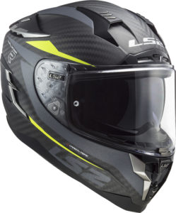LS2's full carbon, ultra-light Challenger helmet comes in five colourful new graphics for 2020