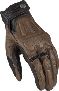 LS2 Rust Motorcycle Gloves