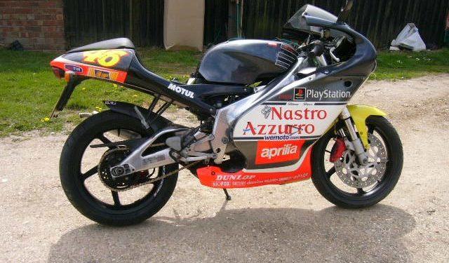 Aprilia RS125 Two Stroke