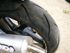 Aprilia RS125 Two Stroke Rear Wheel