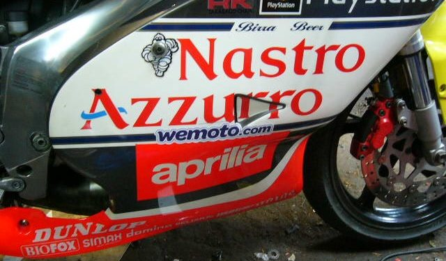 Aprilia RS125 Standard Fairing