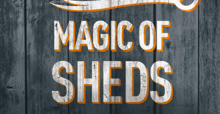 Life changing magic of sheds by Henry Cole