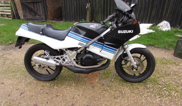 Suzuki RG250 Gamma Mark 1