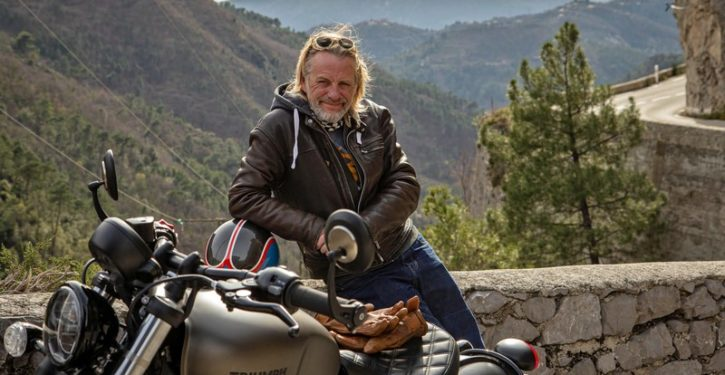New series of The Motorbike Show in November