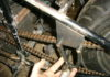 Junkyard Dog pillion pegs