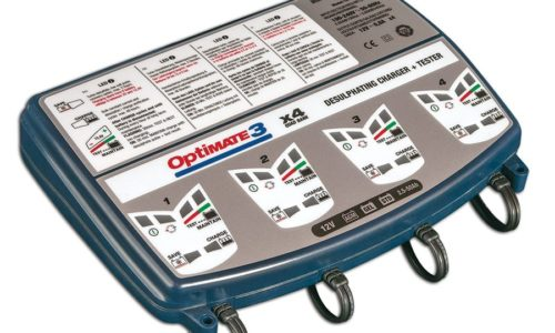 OptiMate Multibank charger