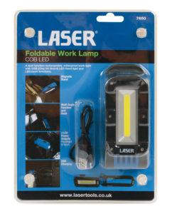 Versatile rechargeable LED work light