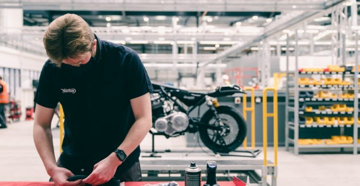 Norton Motorcycles Invests In Advanced Factory HQ In Solihull