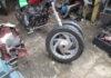 Junkyard Dog Custom Bike Project