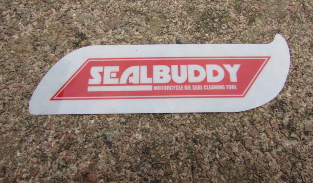 Seal Buddy - Motorcycle Oil Seal Cleaning Tool