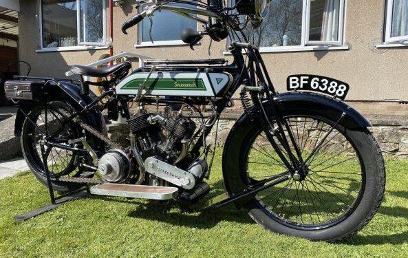 1914 Sparkbrook Vee Twin