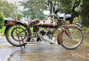 1920 Nut Model TT